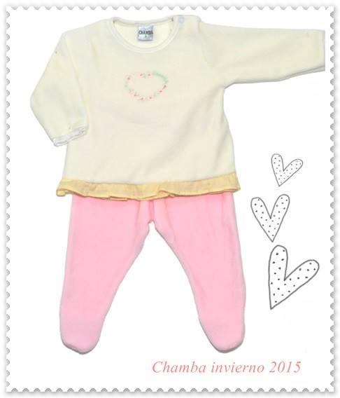 conjunto de plush para bebes nene - Chamba invierno 2015