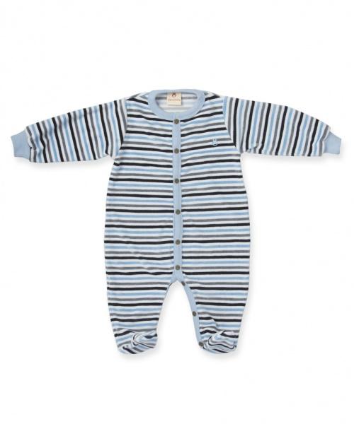 enterito de plush para bebe a rayas nene Pitocatalan invierno 2015