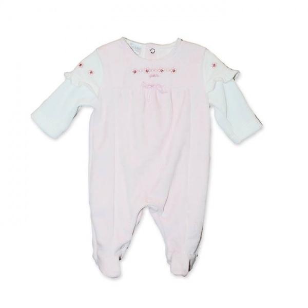 enterito de plush para bebe nena Globito invierno 2015
