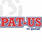 Pat Us logo