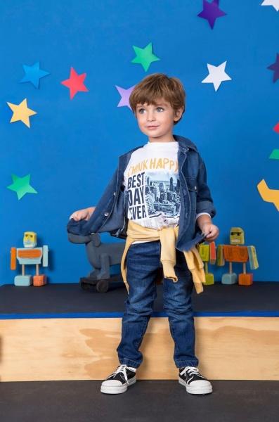remera mangas largas niños Crayon invierno 2015