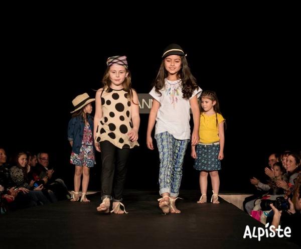 pantalonse y blusas  para nena verano 2016 - ALPISTE
