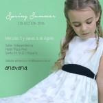 vestido niña Anavana moda para nenas verano 2016