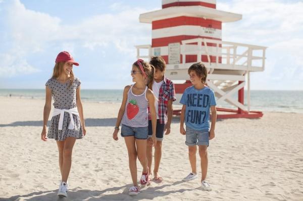 Mimo co moda para chicos playa primavera verano 2016