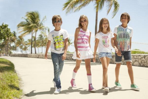 Mimo co moda para chicos primavera verano 2016