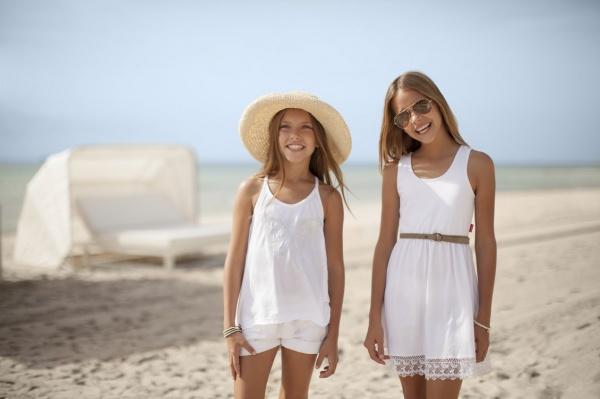Mimo co moda para niñas primavera verano 2016