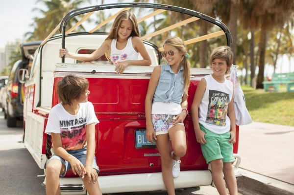Mimo co moda infantil primavera verano 2016 moda infantil for Jardin infantil verano 2016