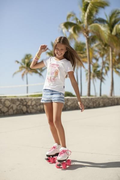 Mimo co short jeans nena primavera verano 2016