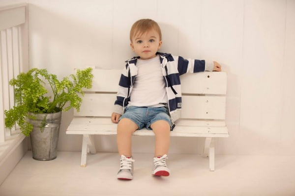 Minimimo bermuda jeans bebe primavera verano 2016