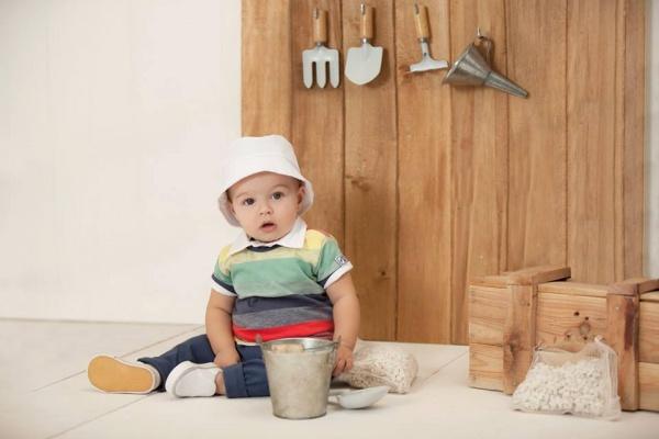 Minimimo - remera bebe primavera verano 2016