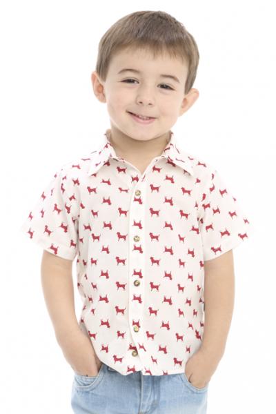 Pecosos camisa nene primavera verano 2016