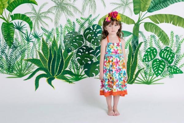 Solero nena primavera verano 2016 Zuppa Chicos