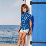 camisa y short nena verano 2016 Paula Cahen D Anvers Niños