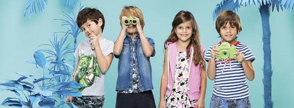 Grisino primavera verano 2016 moda infantil moda infantil for Jardin infantil verano 2016