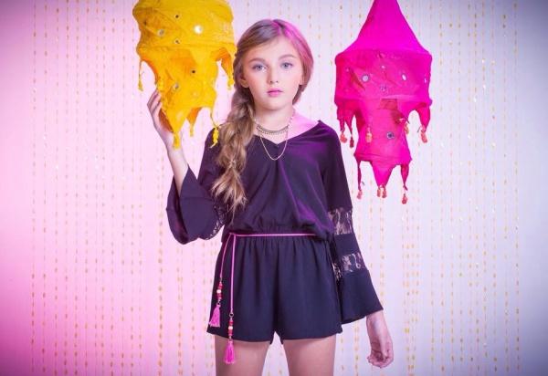 mono fiesta para niñas verano 2016 - So Cippo