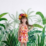 solero floreado para nenas Zuppa Chicos verano 2016