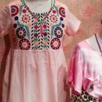 vestido bordado nena Rapsodia Kids verano 2016
