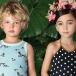 Little Akiabara – coleccion infantil primavera verano 2016
