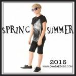 Ona Saez Kids verano 2016 Bermuda para chicos