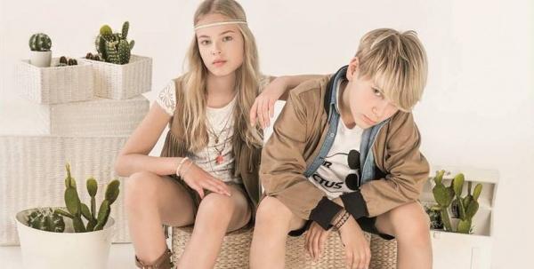 Ona Saez Kids verano 2016 look nenas y nenes