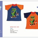 remera dinosaurios para chicos verano 2016 Giocare