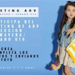 Advanced verano 2016 campera de jeans para niñas