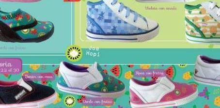 Joe Hopi calzado infantil -   verano 2016