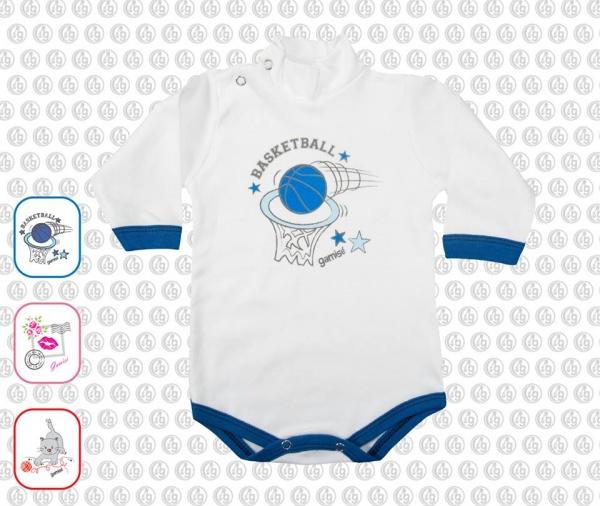 Gamise - body polera bebe invierno 2016