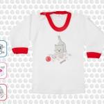 Gamise remera mangas largas bebe invierno 2016