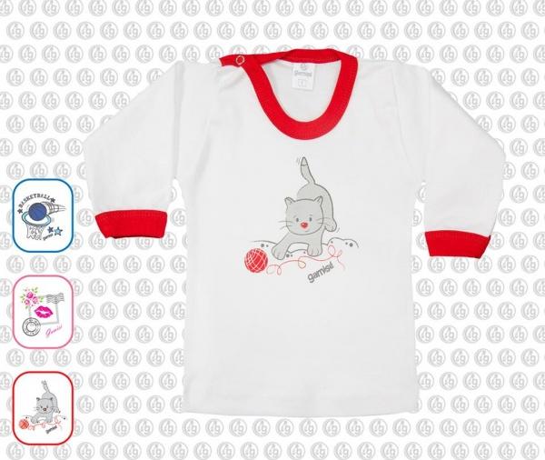 Gamise - remera mangas largas bebe invierno 2016
