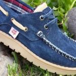 Zapatos gamuados niños invierno 2016