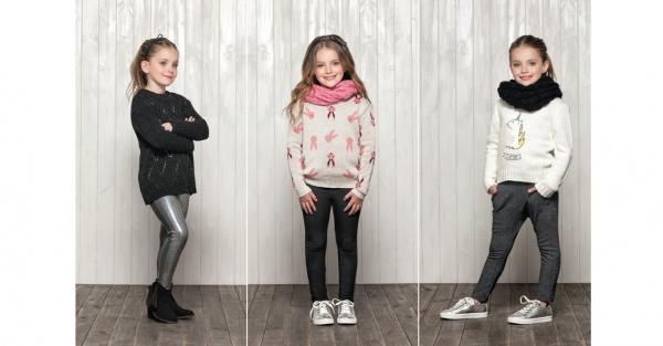 calzas grises para niñas invierno 2016 Nucleo nenas