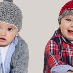camisa para bebe minimimo invierno 2016