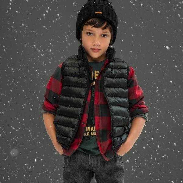 camisa y chaleco varon Cheeky invierno 2016