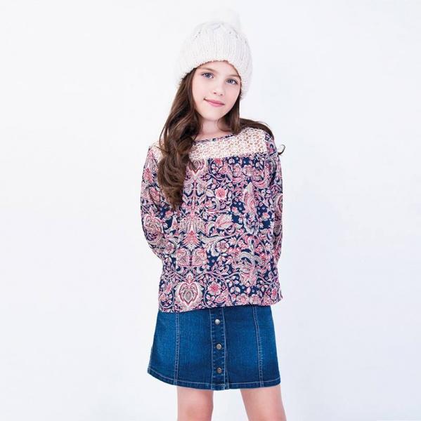 camisolas nenas invierno 2016 Anavana moda nenas invierno 2016