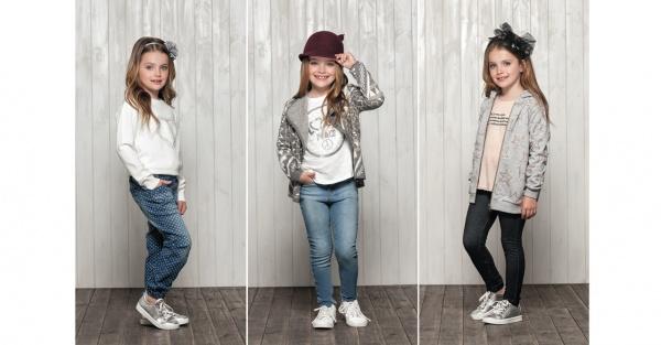 jeans para nenas teñidos invierno 2016 Nucleo
