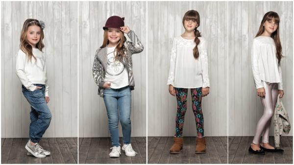 ropa informal para nenas invierno 2016