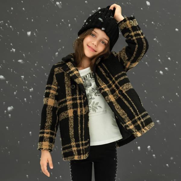 saco de paño nena Cheeky invierno 2016