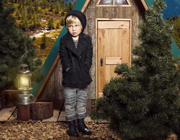 tapado para nenes  invierno 2016 - Paula Cahen D'Anvers Niños