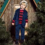 traje de terciopelo para nenes invierno 2016 Paula Cahen DAnvers Niños