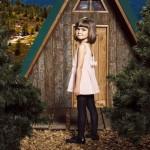 vestido rosa para nena invierno 2016 Paula Cahen DAnvers Niños