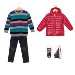Sweater y campera Grisino ropa para chicos invierno 2016