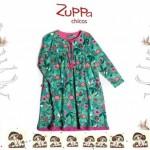 Vestido estampado nena invierno 2016 ZUPPA CHICOS