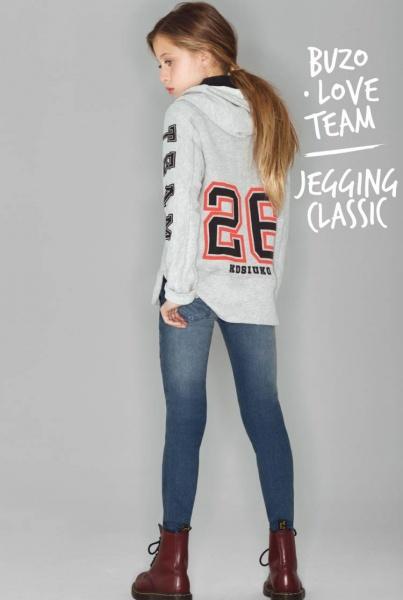 jeans chupin nena - Kosiuko Kids invierno 2016
