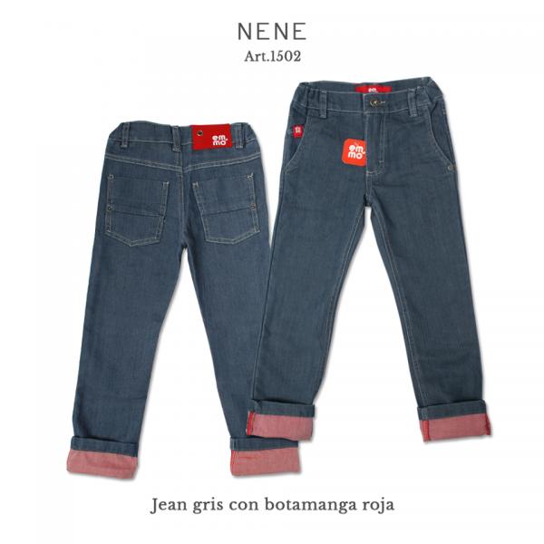 jeans nene  invierno 2016 - EMMO