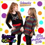 prendas a lunares para nenas Urbanito invierno 2016