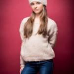 sweater color manteca nena invierno 2016 PIOPPA