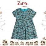 vestido mangas cortas nena invierno 2016 ZUPPA CHICOS