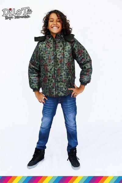 campera para chicos invierno 2016 Dilo Tu ropa divertida