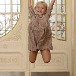 Magdalena Esposito vestido para nena mangas largas estampados invierno 2016